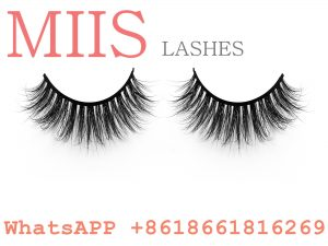 mink lashes private labeling
