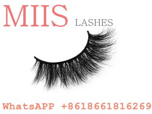 clear band 3d mink fur lashes