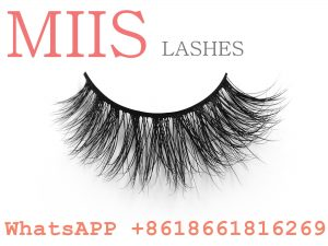 natural 3d real mink fur lashes