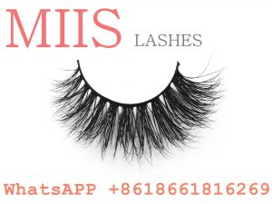 3d private label mink lashes